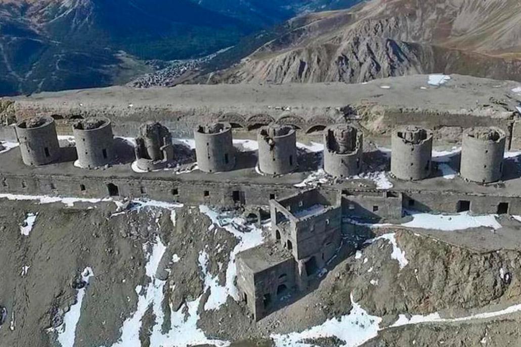 Il Forte dello Chaberton