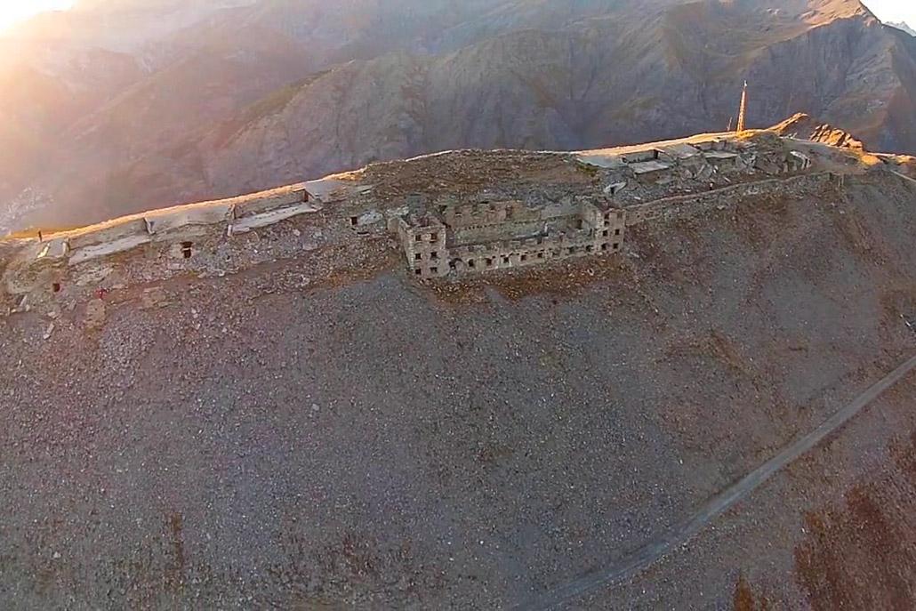 Il Forte dello Jafferau