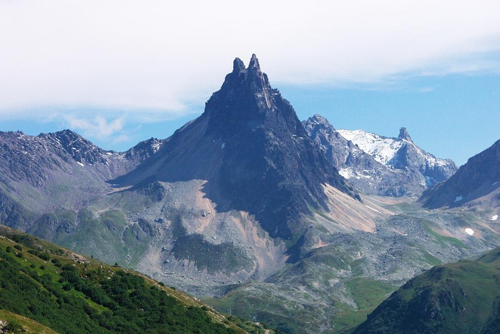 Il Grand Pic de la Roche Brune