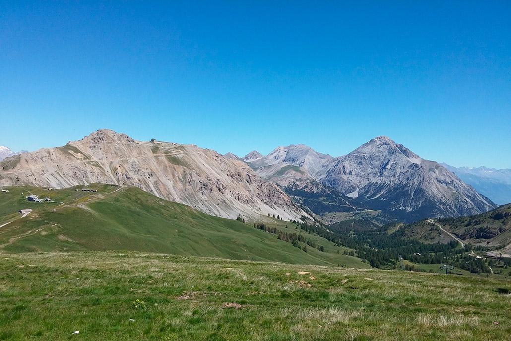 Monte Janus e Monte Chaberton