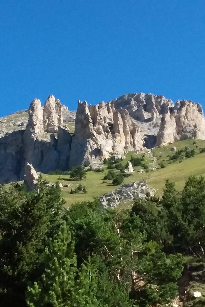 I torrioni del Monte Seguret