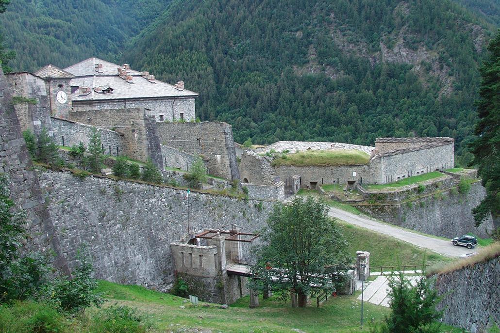 Il Forte di Fenestrelle