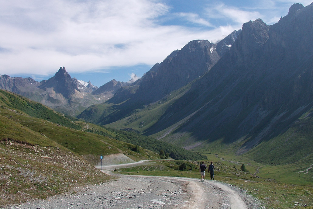 Trekking in Val di Susa